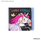 Princess Mimi mini Magic Scratch boek